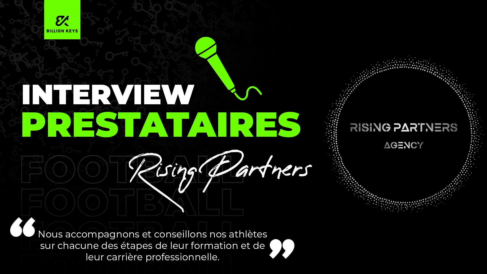 Rising Partners Billion Keys