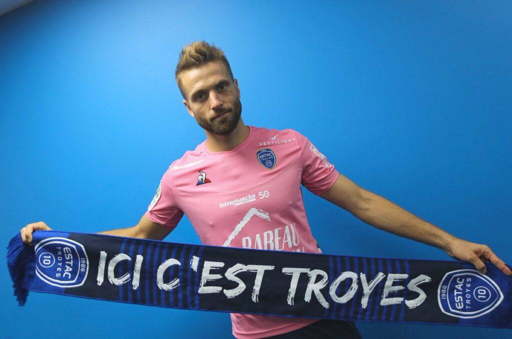 Sébastien Renot - Troyes