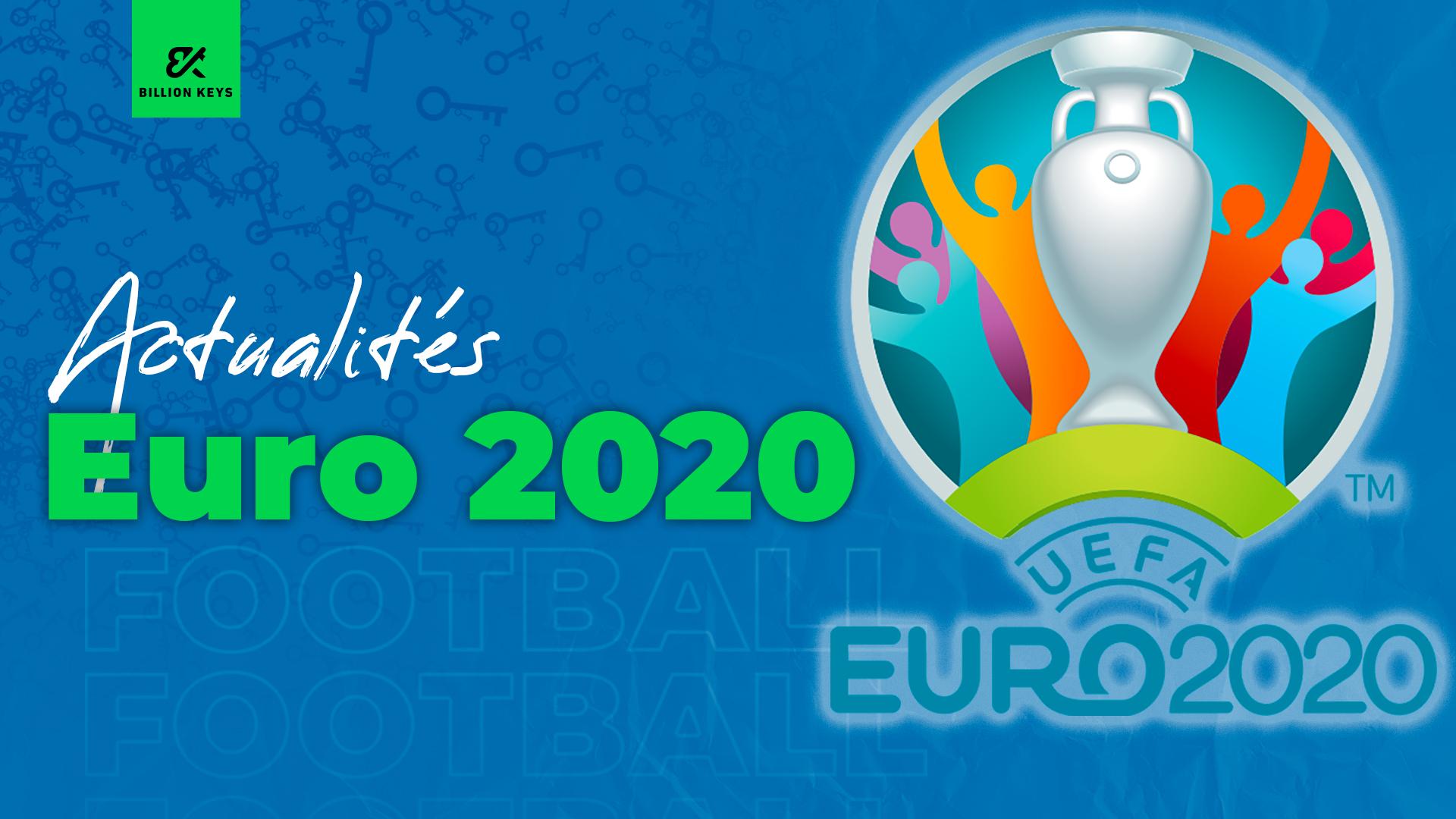 Actu Euro 2020